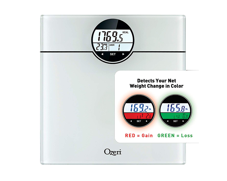 Ozeri Weight and Body Scales